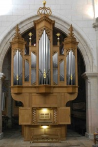 Photo orgue Saint-Loup 1