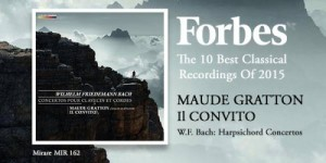 Forbes Best Classical Recordings Of 2015